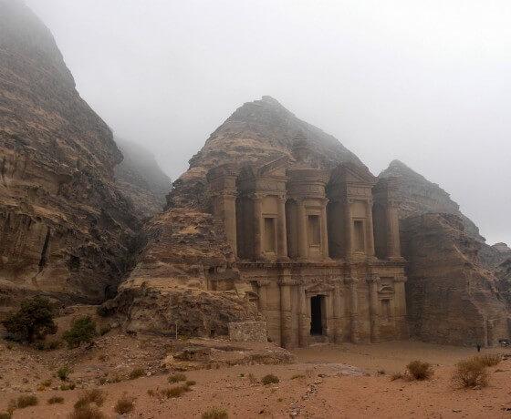 cultuur reis jordanië