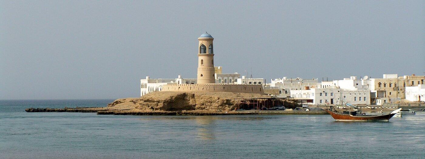 Sur en omgeving aladin travel for Arabische havenstad