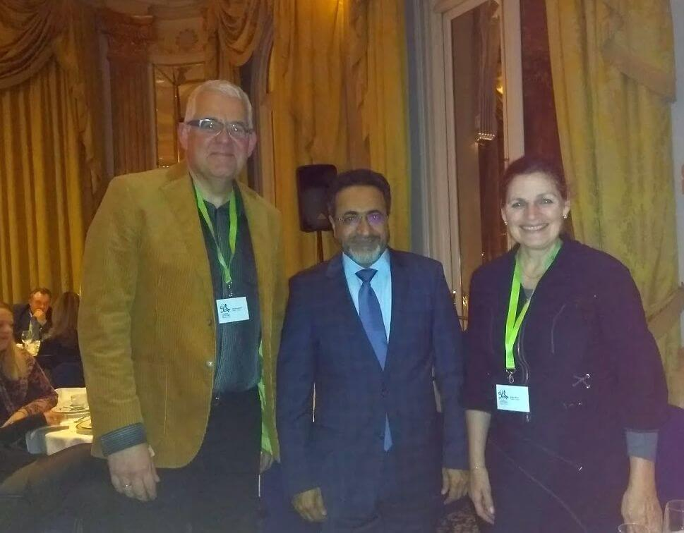 Ontmoeting Aladin Travel met Minister van Toerisme Oman