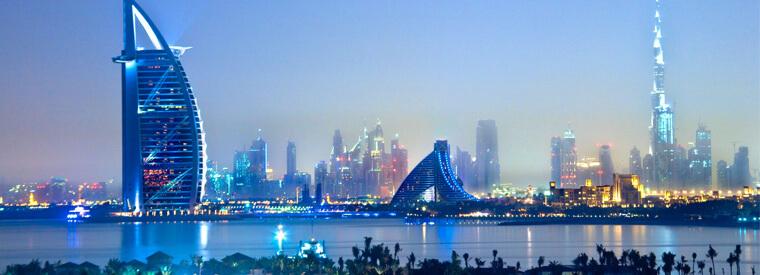 Dubai vakantie