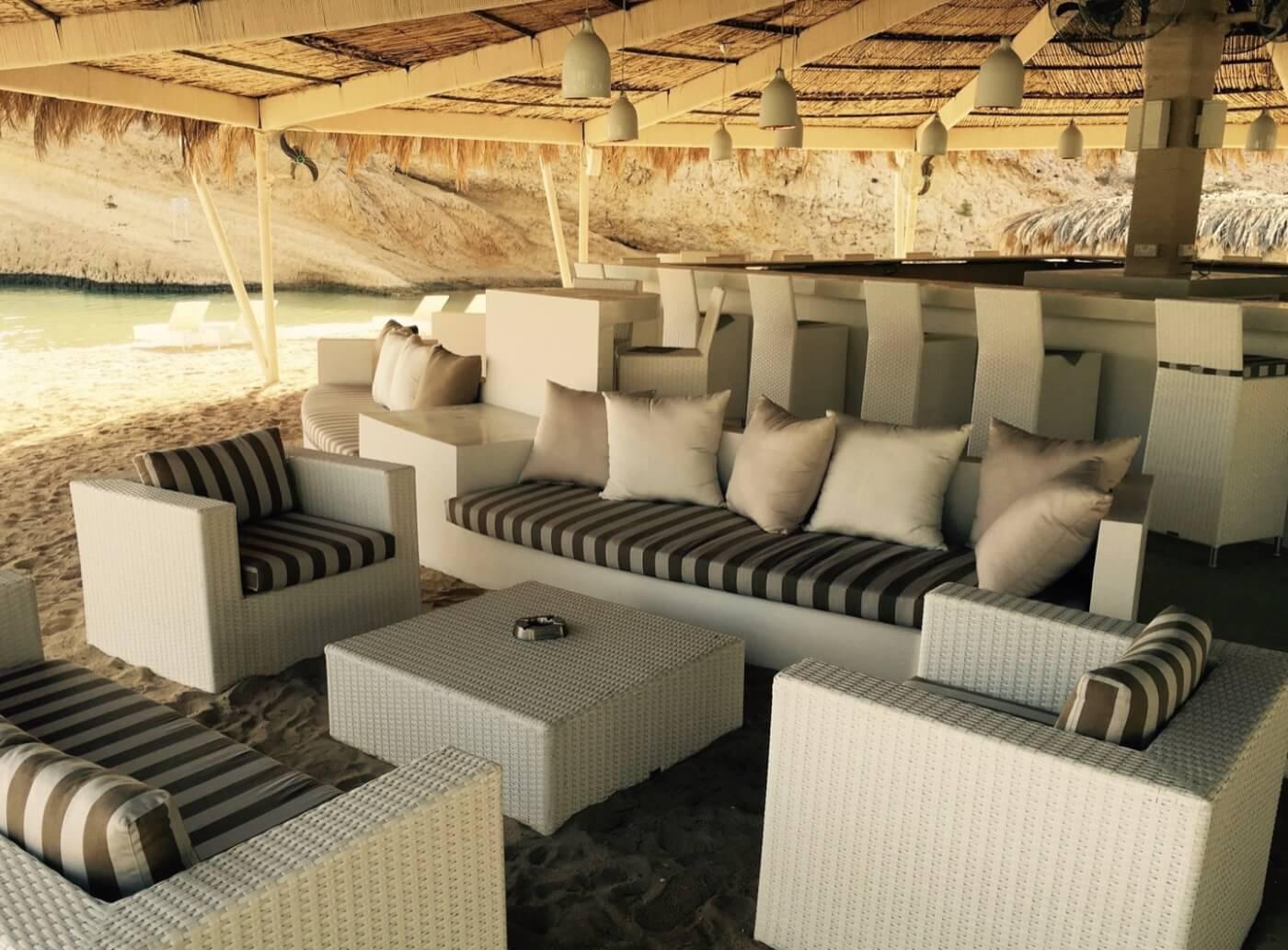 MHR Bar Seating Area
