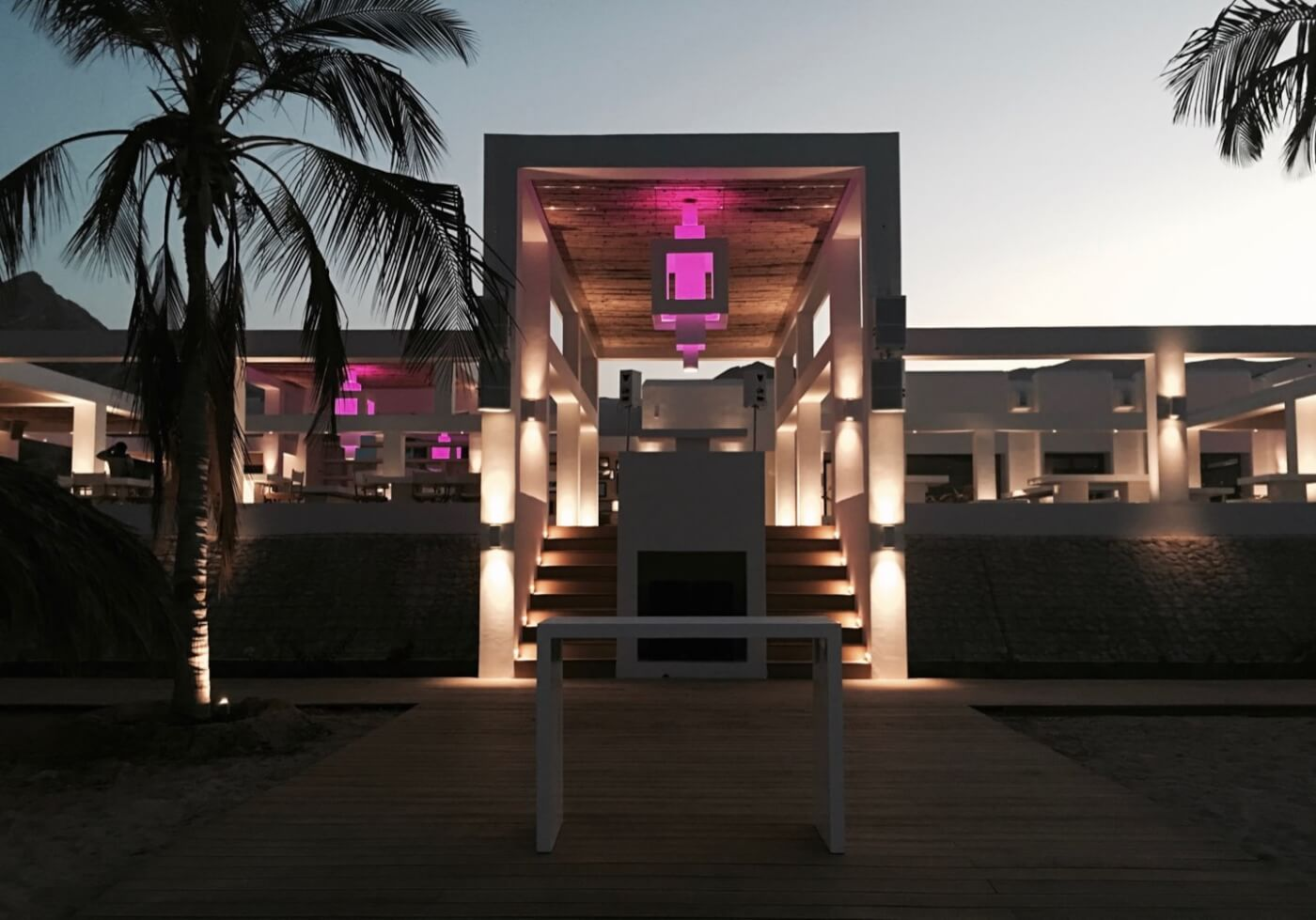 MHR Beach Club Night 2